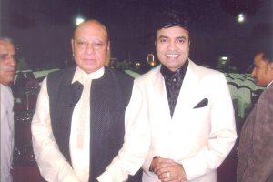 Mukhtar Shah with shankar sinh vaghela